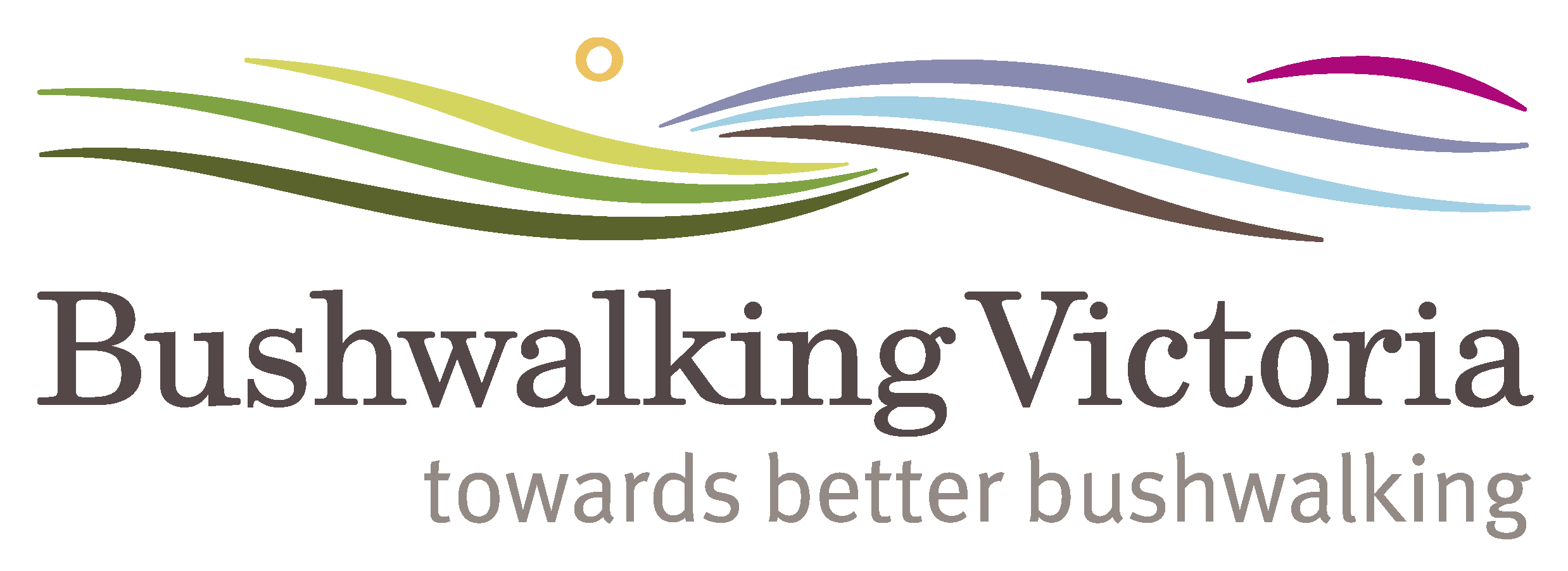 Bushwalking Vic website logo
